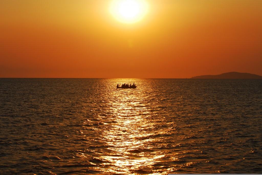Sunset Cape Mclear